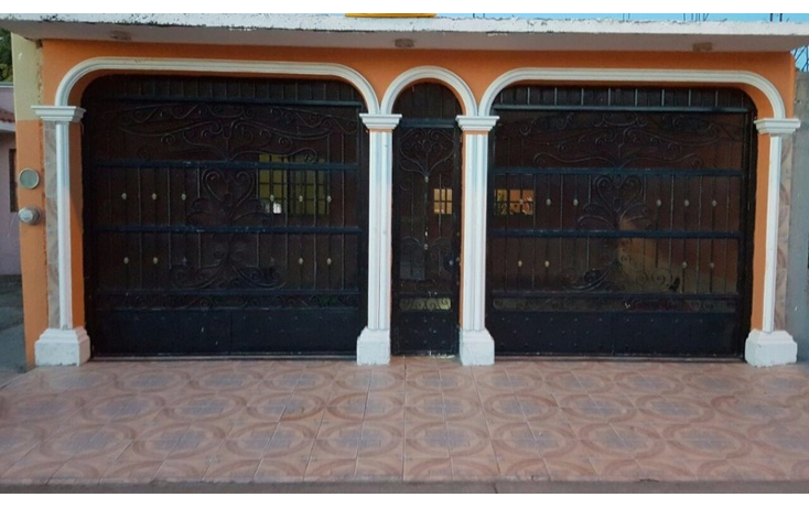 Foto de casa en venta en  , nuevo horizonte, ahome, sinaloa, 1858414 No. 01