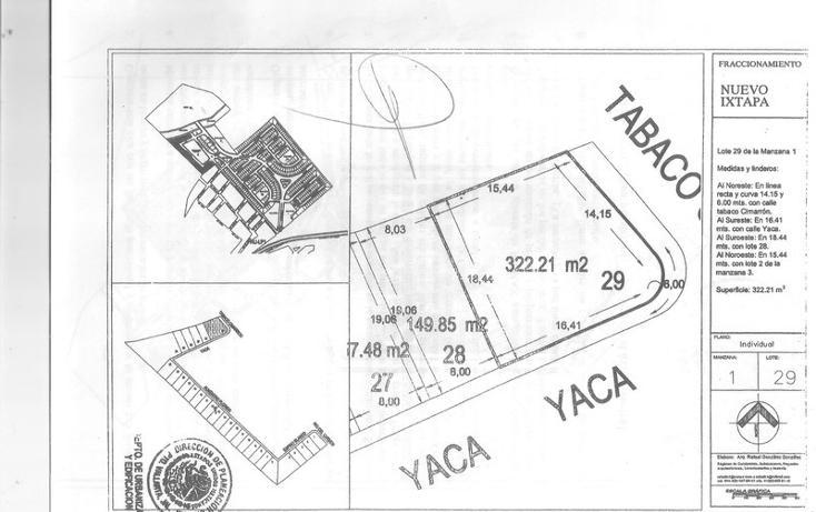 Foto de terreno habitacional en venta en  , nuevo ixtapa, puerto vallarta, jalisco, 452897 No. 01