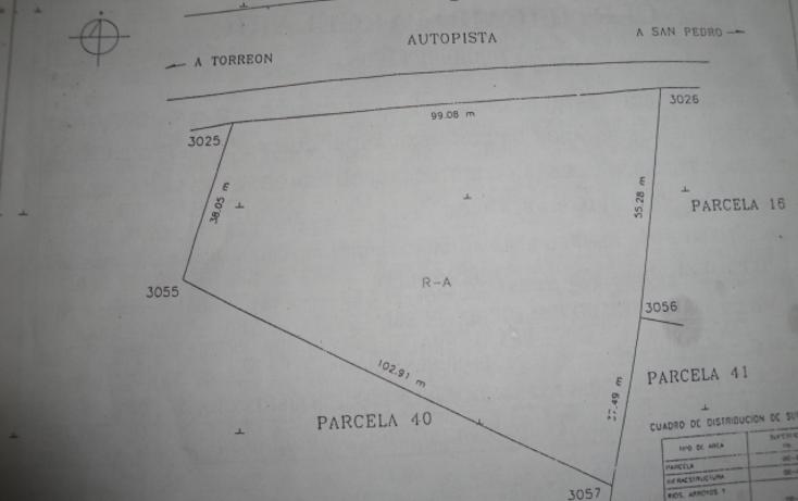 Foto de terreno habitacional en venta en  , nuevo jaboncillo, francisco i. madero, coahuila de zaragoza, 1028317 No. 08