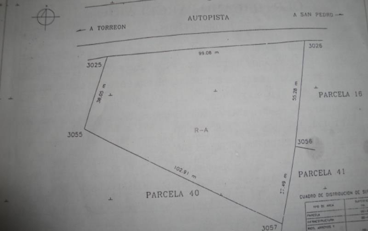 Foto de terreno comercial en venta en  , nuevo jaboncillo, francisco i. madero, coahuila de zaragoza, 510581 No. 08