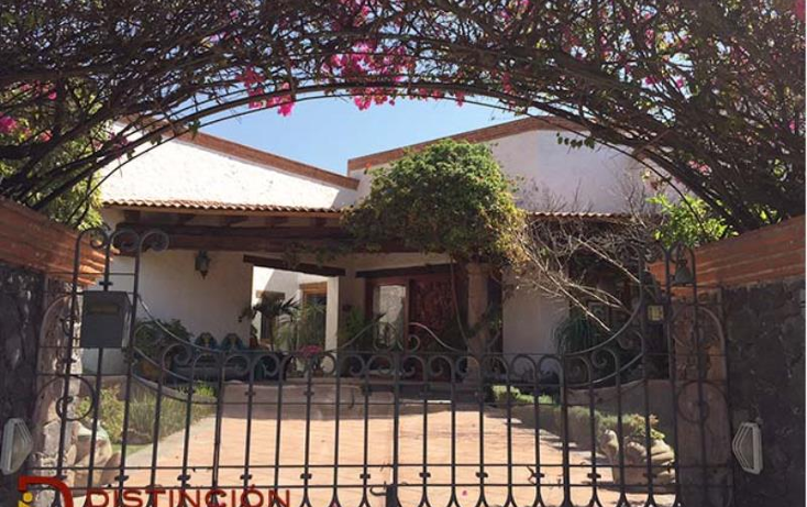 Foto de casa en venta en  , nuevo juriquilla, querétaro, querétaro, 1724770 No. 01
