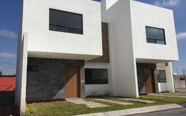 Foto de casa en venta en  , nuevo juriquilla, querétaro, querétaro, 1752558 No. 01
