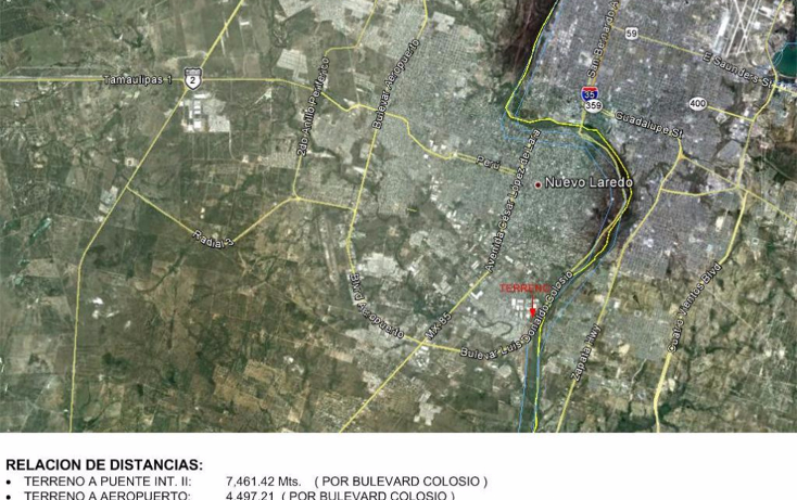 Foto de terreno comercial en venta en  , nuevo laredo centro, nuevo laredo, tamaulipas, 1813036 No. 01