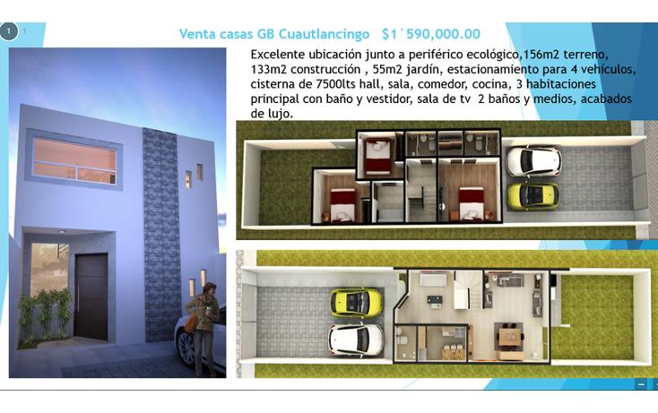 Foto de casa en venta en  , nuevo le?n, cuautlancingo, puebla, 1452311 No. 09
