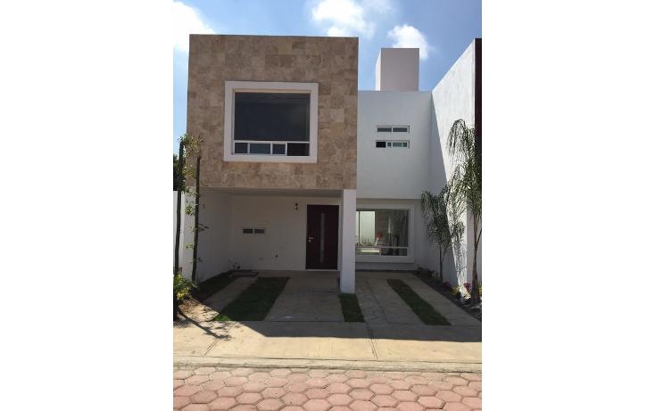 Foto de casa en venta en  , nuevo le?n, cuautlancingo, puebla, 1540653 No. 01