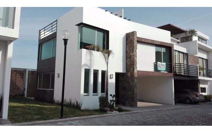Foto de casa en venta en  , nuevo le?n, cuautlancingo, puebla, 1567154 No. 01
