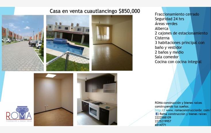 Foto de casa en venta en  , nuevo león, cuautlancingo, puebla, 1729892 No. 01