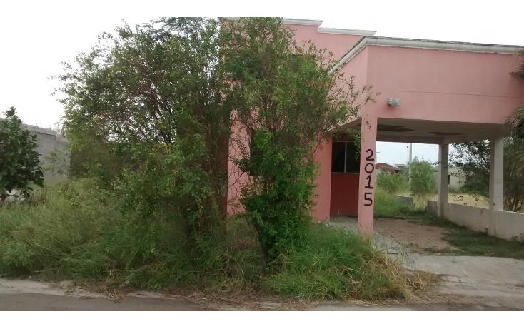 Foto de casa en venta en  , nuevo méxico, reynosa, tamaulipas, 1122119 No. 01