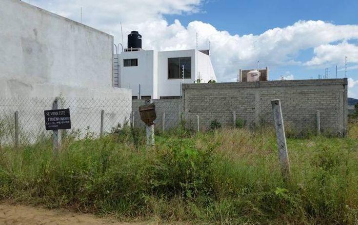 Foto de terreno habitacional en venta en, nuevo méxico, san jacinto amilpas, oaxaca, 1499827 no 01