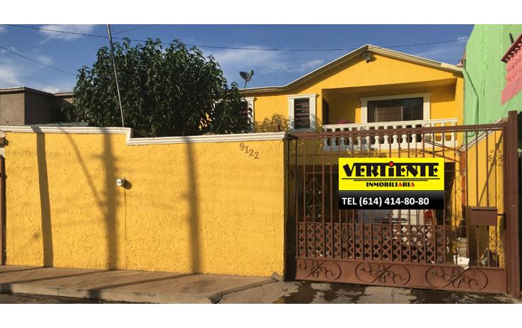Foto de casa en venta en  , nuevo para?so, chihuahua, chihuahua, 2039348 No. 01