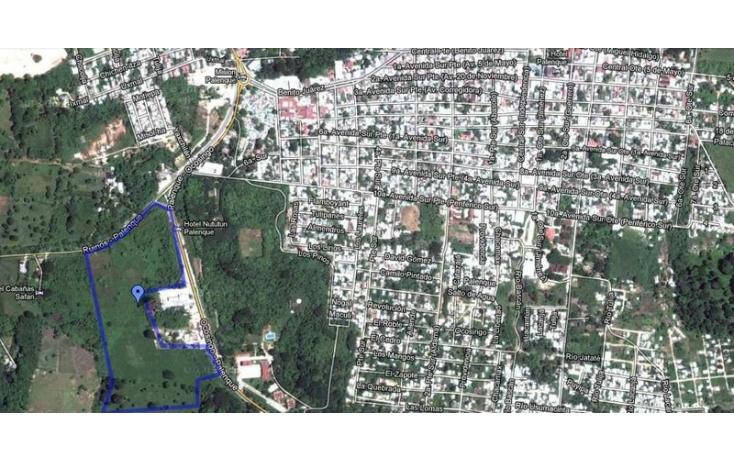 Foto de terreno habitacional en venta en, nuevo paraíso, palenque, chiapas, 486381 no 03