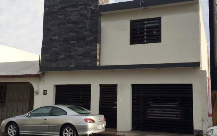 Foto de casa en venta en  , nuevo periférico sector 1, san nicolás de los garza, nuevo león, 1955563 No. 01
