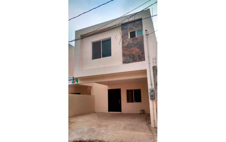 Foto de casa en venta en  , nuevo progreso, tampico, tamaulipas, 1956348 No. 01