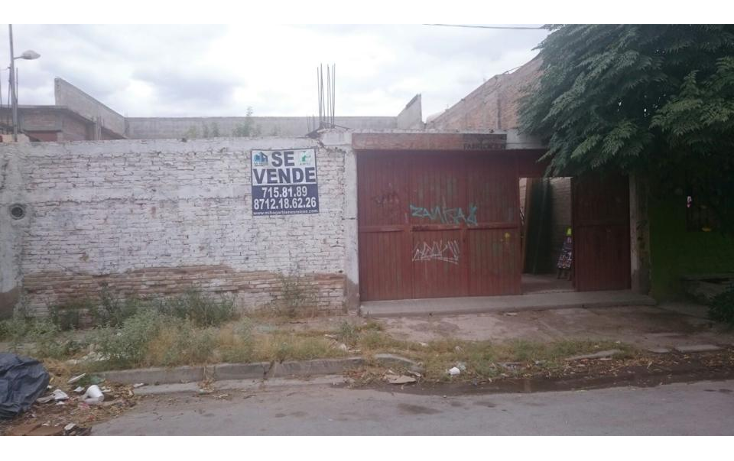 Foto de casa en venta en  , nuevo refugio, g?mez palacio, durango, 1108441 No. 01