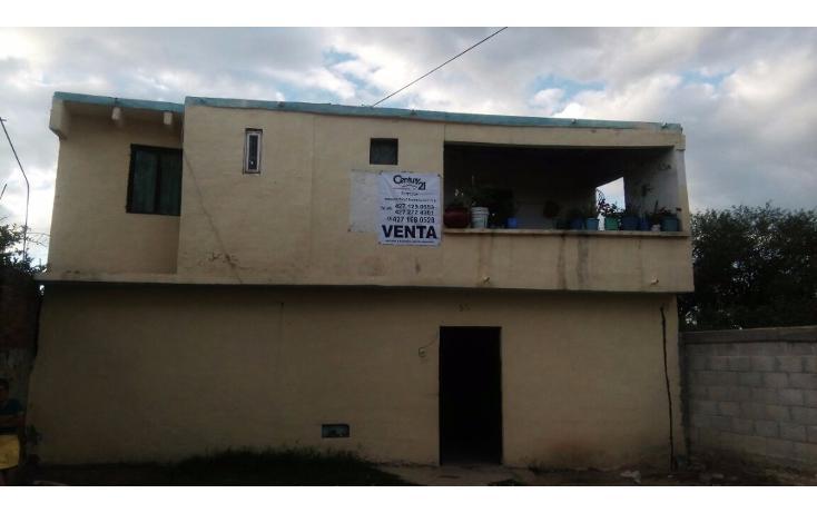 Foto de casa en venta en  , nuevo san isidro, san juan del río, querétaro, 1969669 No. 01