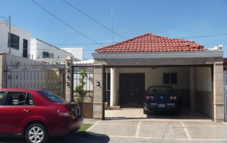 Foto de casa en venta en  , nuevo san isidro, torreón, coahuila de zaragoza, 1562818 No. 01