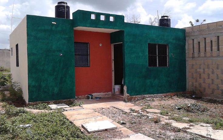 Foto de casa en venta en  , nuevo san josé tecoh, mérida, yucatán, 1992046 No. 01