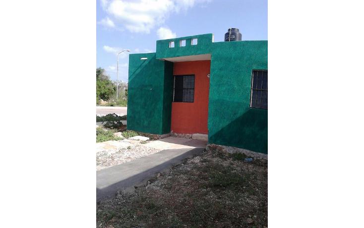 Foto de casa en venta en  , nuevo san josé tecoh, mérida, yucatán, 1992046 No. 02