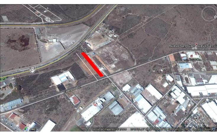 Foto de terreno comercial en venta en  , nuevo san juan, san juan del río, querétaro, 1117237 No. 02