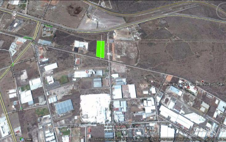 Foto de terreno industrial en venta en, nuevo san juan, san juan del río, querétaro, 1862316 no 01