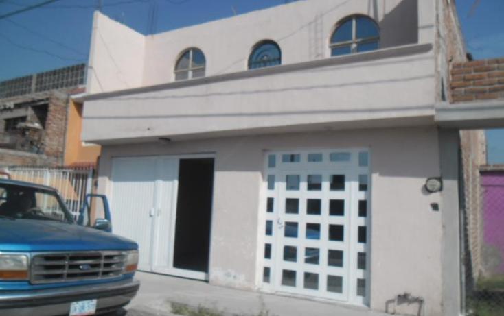 Foto de casa en venta en  ***, nuevo tecnológico, celaya, guanajuato, 372404 No. 02