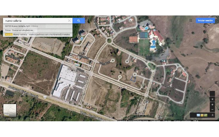 Foto de terreno habitacional en venta en  , nuevo vallarta, bah?a de banderas, nayarit, 1181673 No. 08