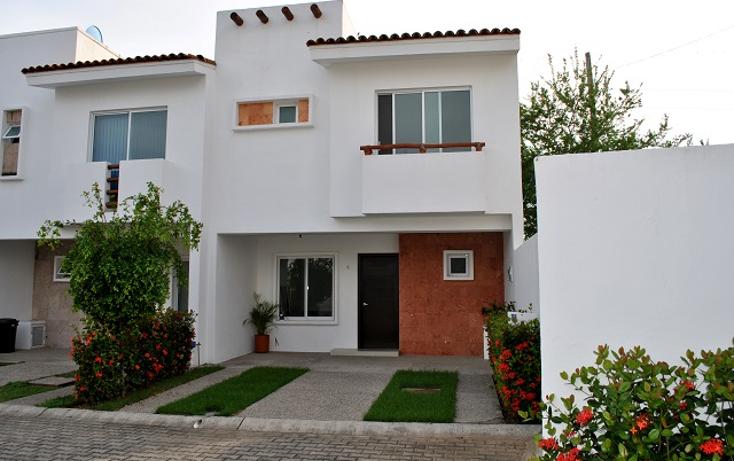 Foto de casa en venta en  , bucerías centro, bahía de banderas, nayarit, 1448643 No. 01