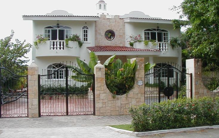 Foto de casa en venta en  , nuevo vallarta, bah?a de banderas, nayarit, 497105 No. 01