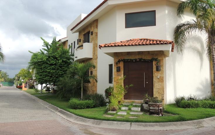 Foto de casa en venta en  , nuevo vallarta, bah?a de banderas, nayarit, 609163 No. 01