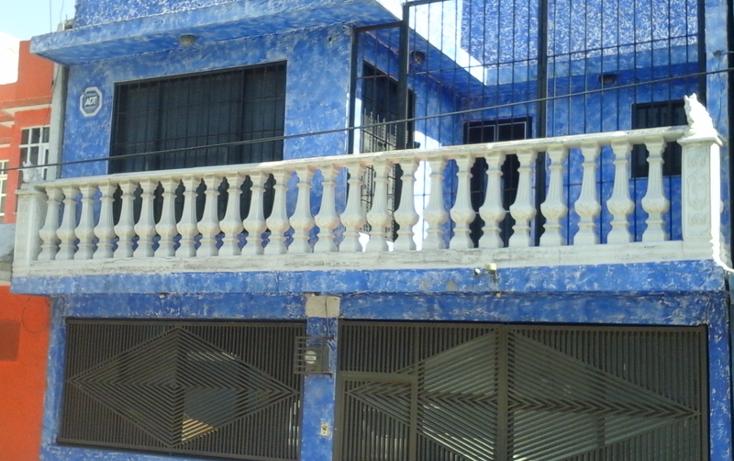 Foto de casa en venta en  , nuevo valle de aragón, ecatepec de morelos, méxico, 745601 No. 01