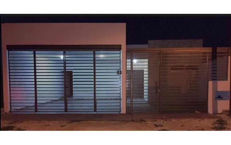Foto de casa en venta en  , nuevo yucatán, mérida, yucatán, 1061527 No. 01