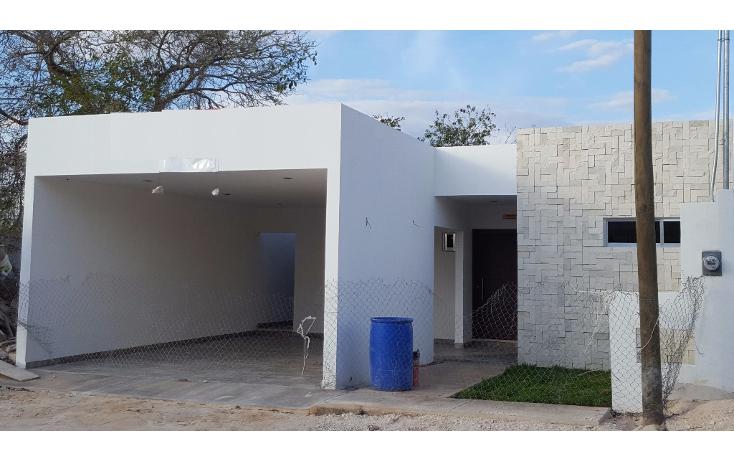 Foto de casa en venta en  , nuevo yucatán, mérida, yucatán, 1061527 No. 03