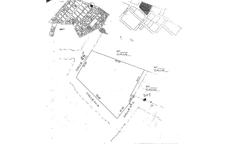 Foto de terreno habitacional en venta en  , nuevo yucatán, mérida, yucatán, 1062779 No. 01