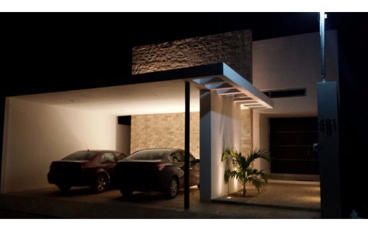 Foto de casa en venta en  , nuevo yucat?n, m?rida, yucat?n, 1067269 No. 01