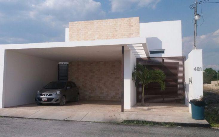 Foto de casa en venta en, nuevo yucatán, mérida, yucatán, 1067269 no 02