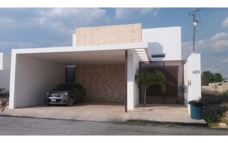 Foto de casa en venta en  , nuevo yucat?n, m?rida, yucat?n, 1067269 No. 02