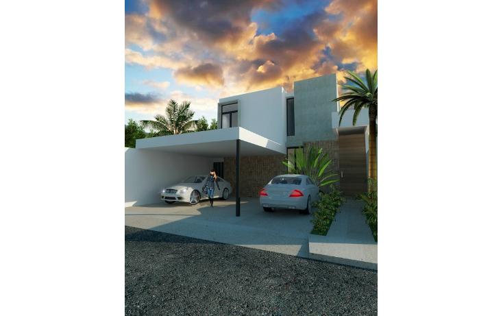 Foto de casa en venta en  , nuevo yucatán, mérida, yucatán, 1087967 No. 01