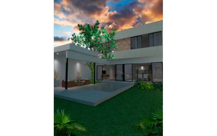 Foto de casa en venta en  , nuevo yucatán, mérida, yucatán, 1087967 No. 02