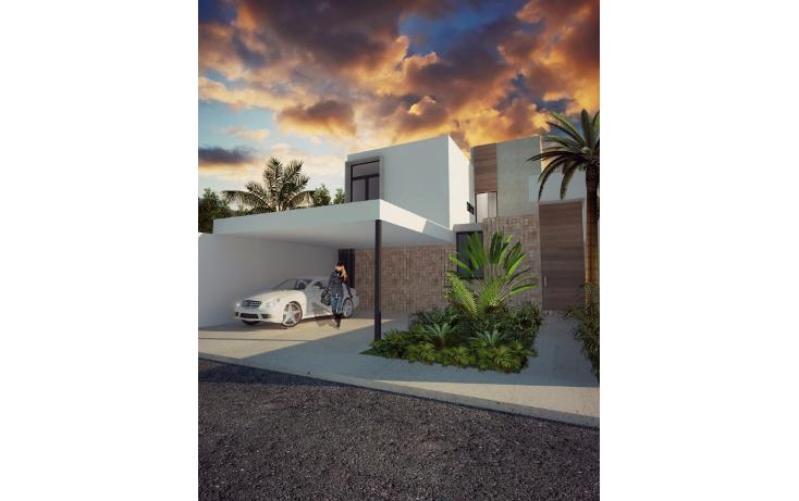 Foto de casa en venta en  , nuevo yucatán, mérida, yucatán, 1087967 No. 03