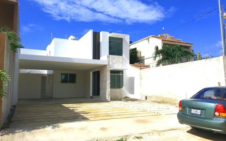 Foto de casa en venta en  , nuevo yucatán, mérida, yucatán, 1091443 No. 01