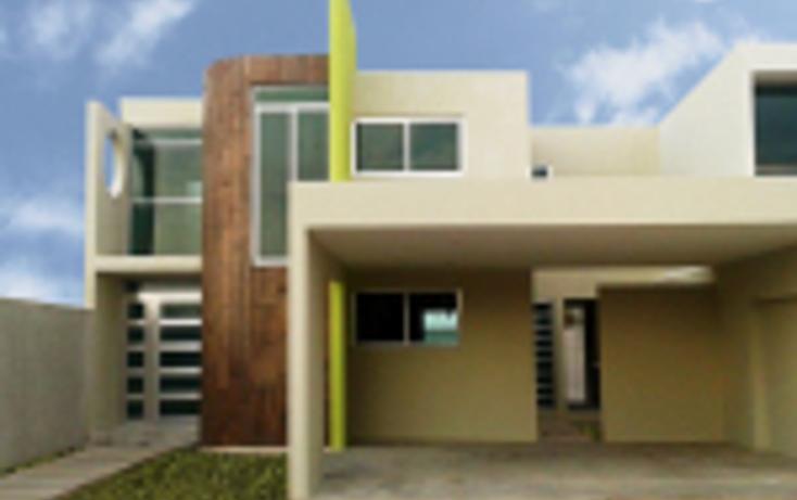Foto de casa en venta en  , nuevo yucatán, mérida, yucatán, 1100187 No. 01