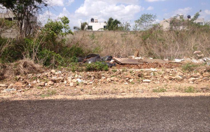 Foto de terreno habitacional en venta en, nuevo yucatán, mérida, yucatán, 1124673 no 01