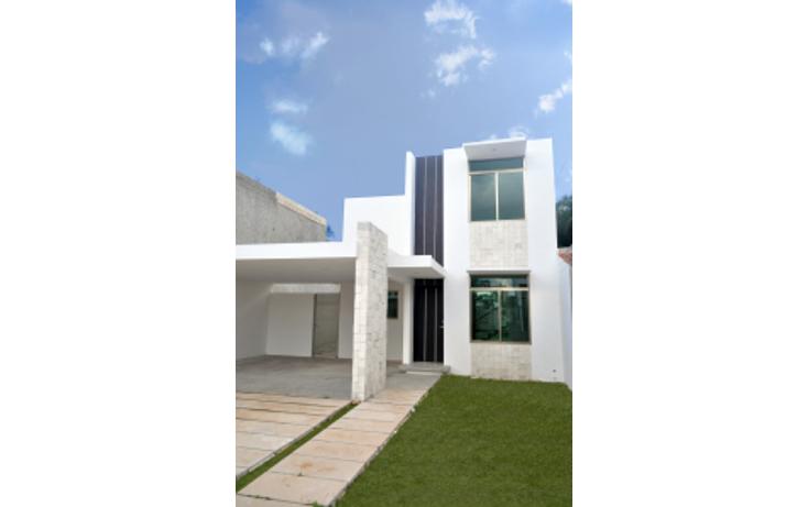 Foto de casa en venta en  , nuevo yucatán, mérida, yucatán, 1165969 No. 01