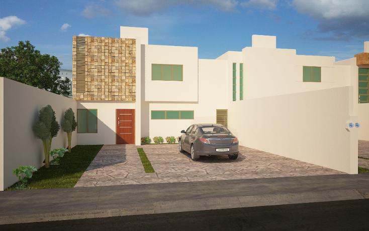 Foto de casa en venta en  , nuevo yucat?n, m?rida, yucat?n, 1178603 No. 01