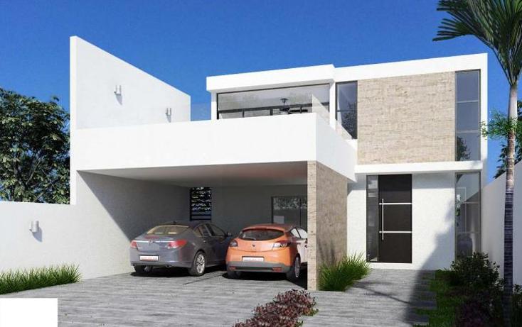 Foto de casa en venta en  , nuevo yucat?n, m?rida, yucat?n, 1196603 No. 01