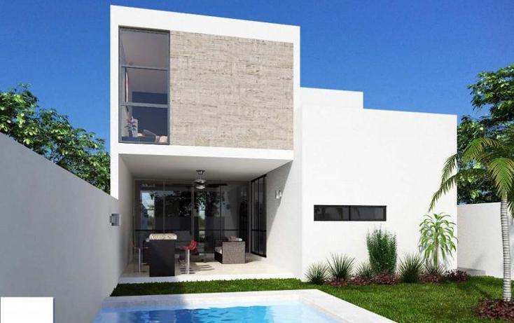 Foto de casa en venta en  , nuevo yucat?n, m?rida, yucat?n, 1196603 No. 02