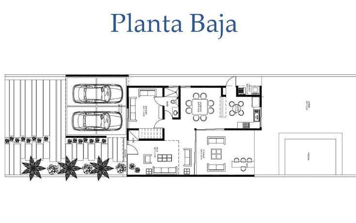 Foto de casa en venta en  , nuevo yucat?n, m?rida, yucat?n, 1196603 No. 03