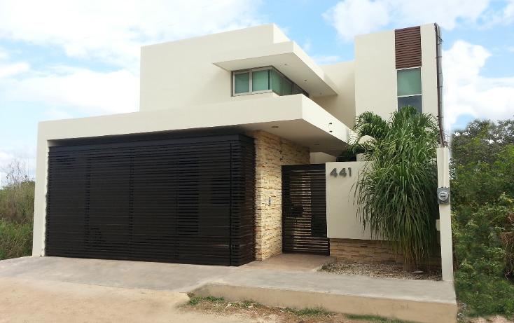 Foto de casa en venta en  , nuevo yucatán, mérida, yucatán, 1196661 No. 01