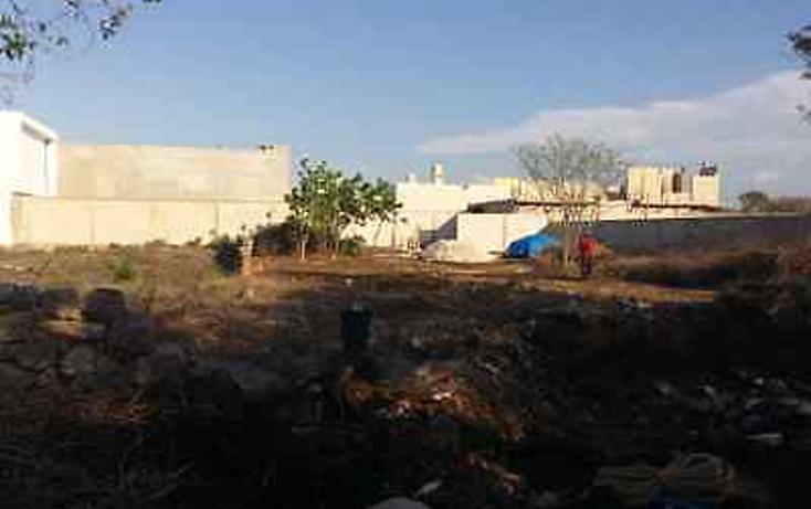 Foto de terreno habitacional en venta en  , nuevo yucatán, mérida, yucatán, 1245523 No. 01