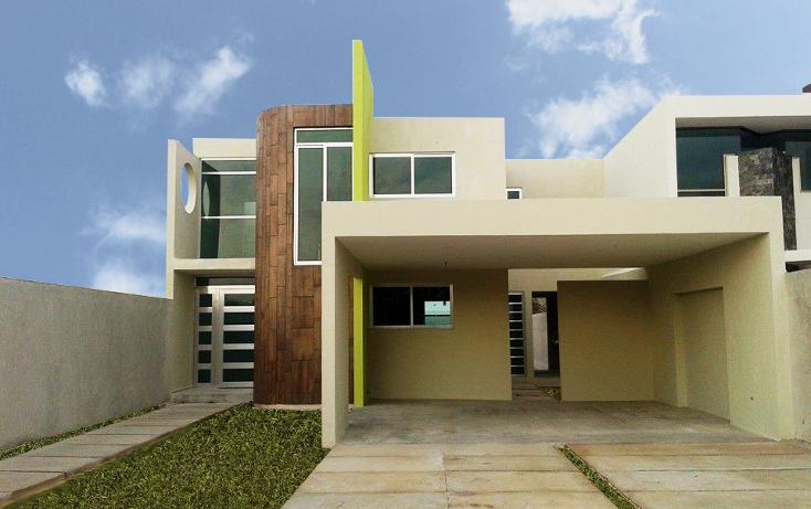 Foto de casa en venta en  , nuevo yucatán, mérida, yucatán, 1279717 No. 01